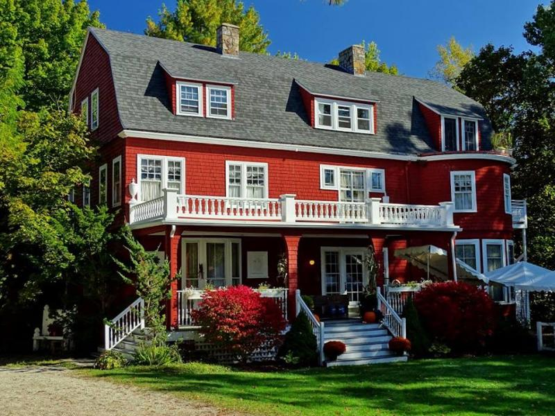 Camp Hammond Yarmouth Maine The Black Tie Company Maine