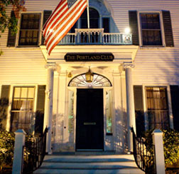 The Portland Club Portland Maine The Black Tie Company