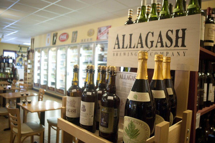 Specialty Beers and Wines